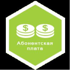 Абонентская плата 1 месяц